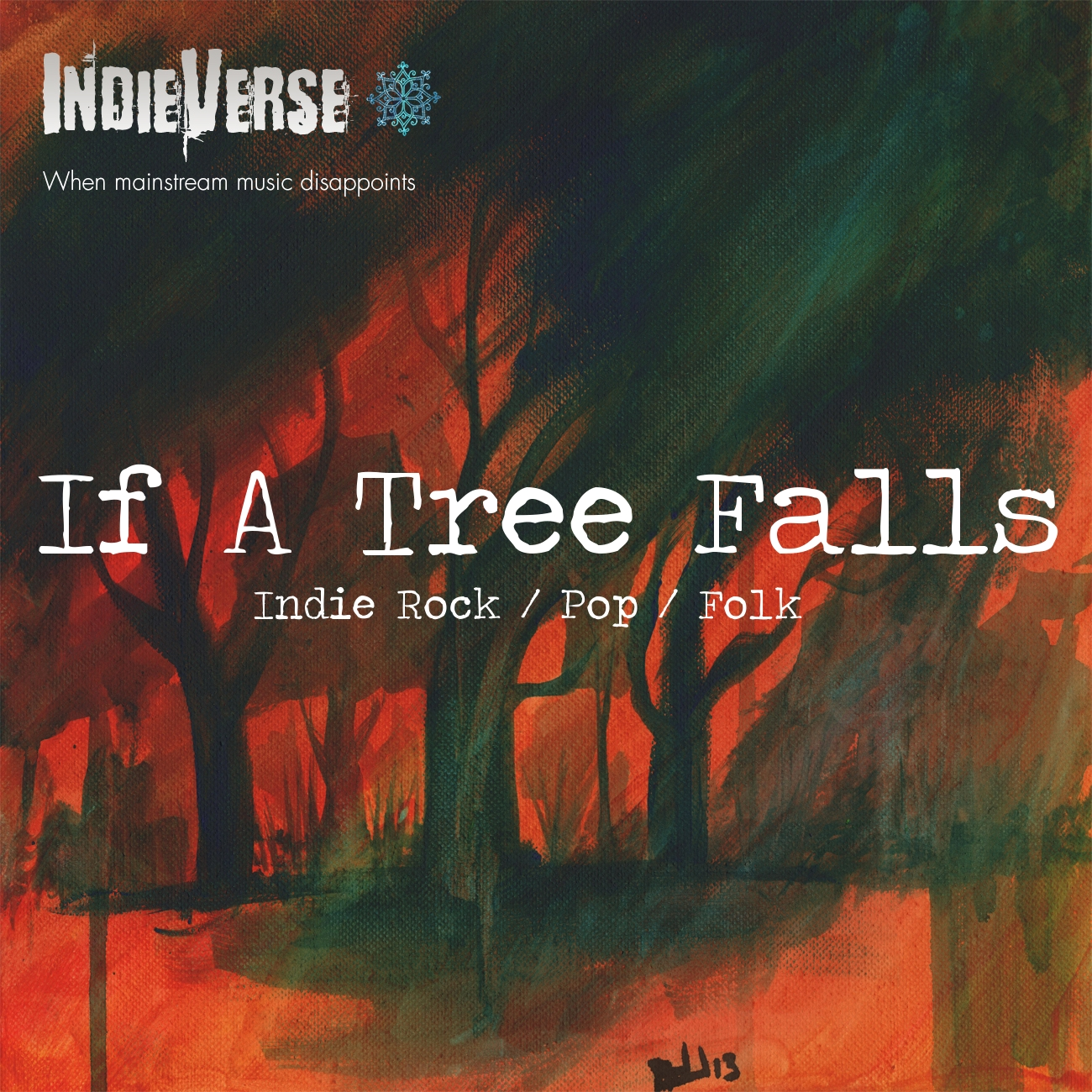 If A Tree Falls Mixtape